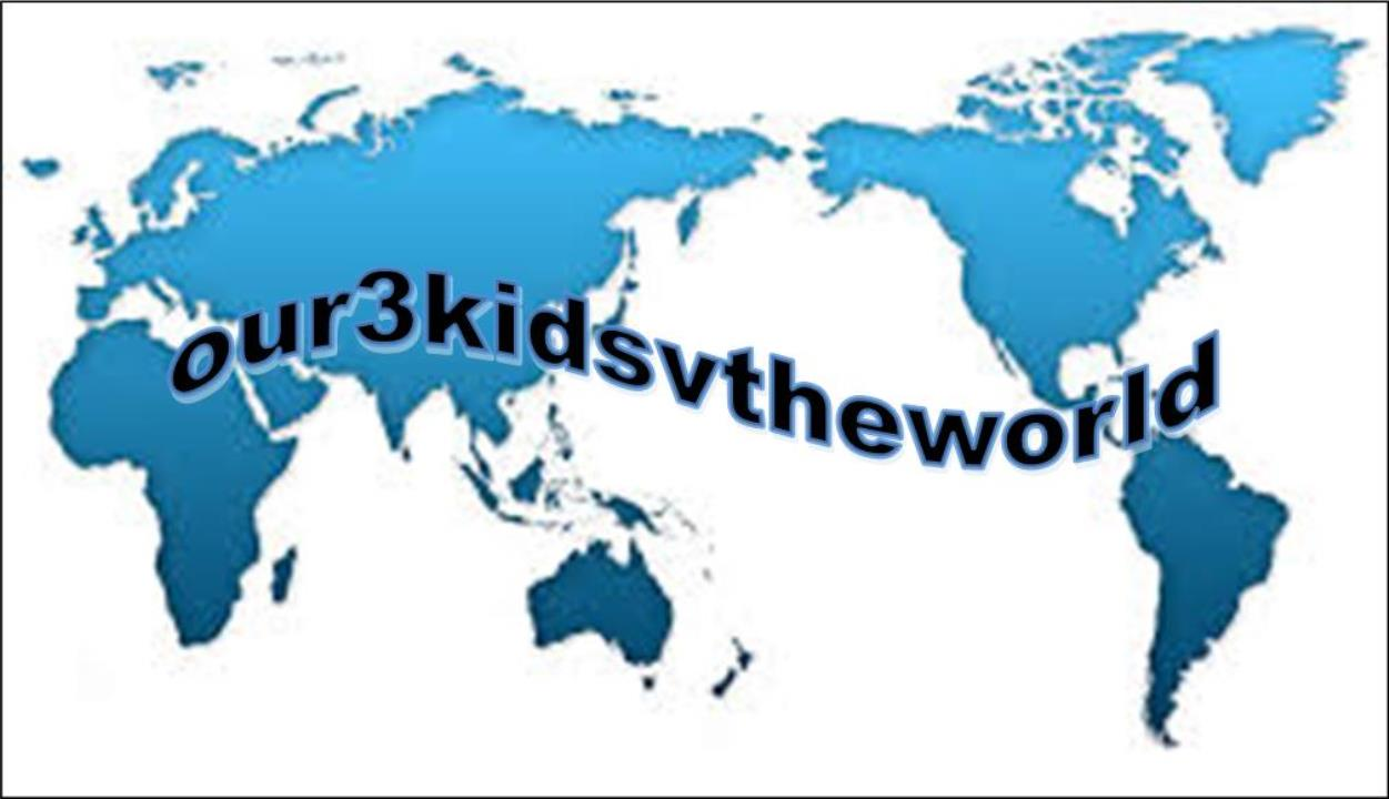 our3kidsvtheworld